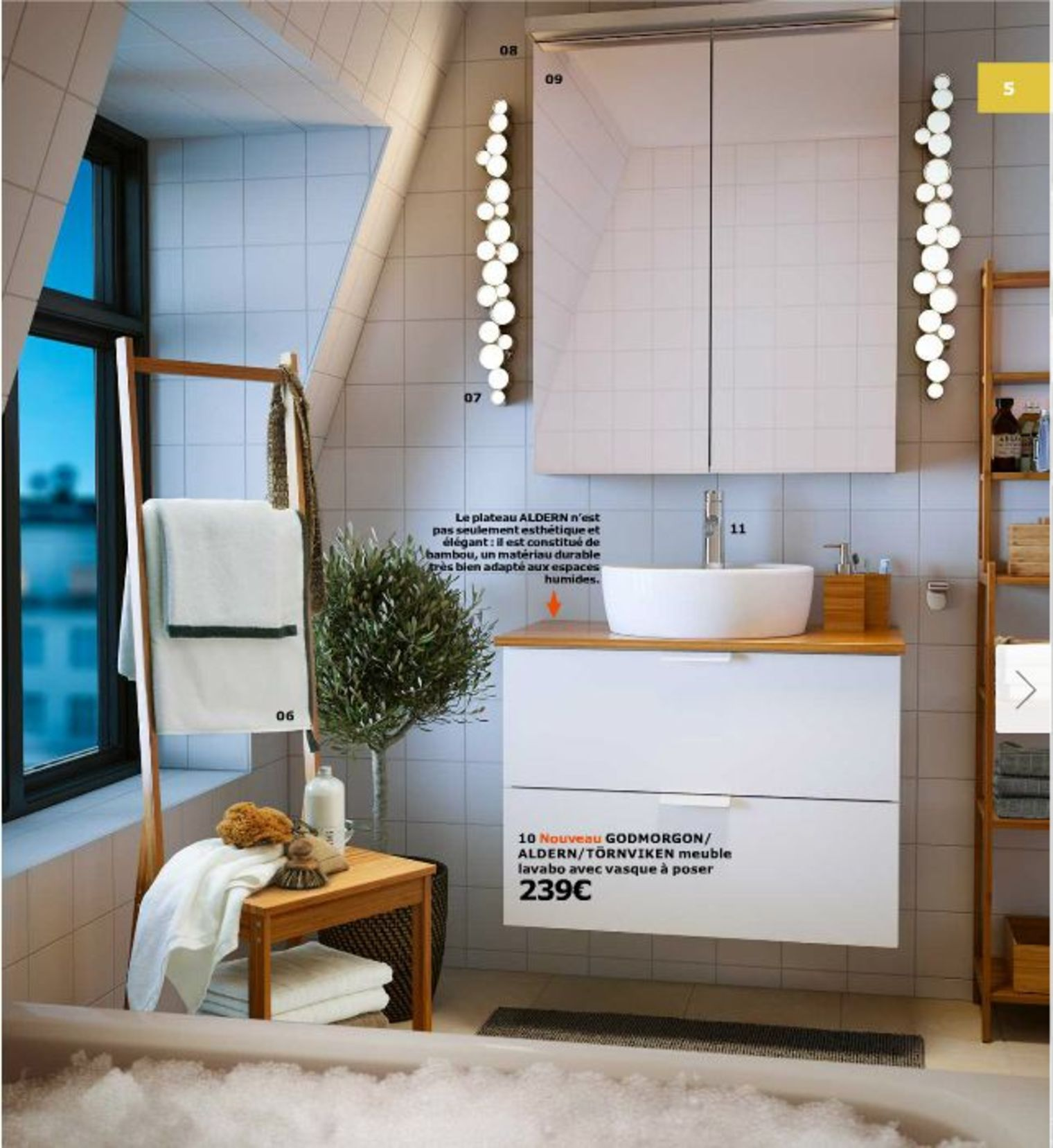 Salle de bain ikea catalogue for Photos salle de bain
