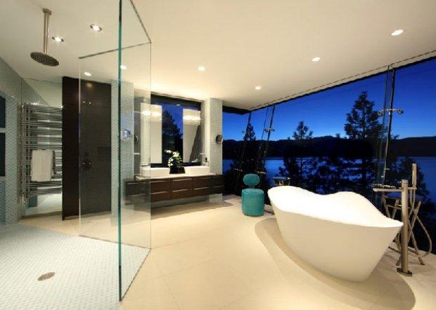 salle de bain magnifique