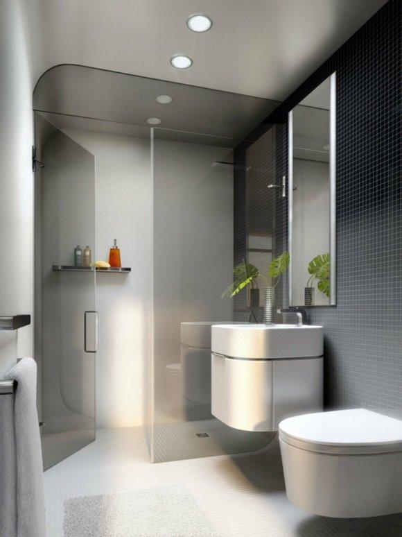 salle de bain petit espace design