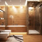 Salle de bain spa