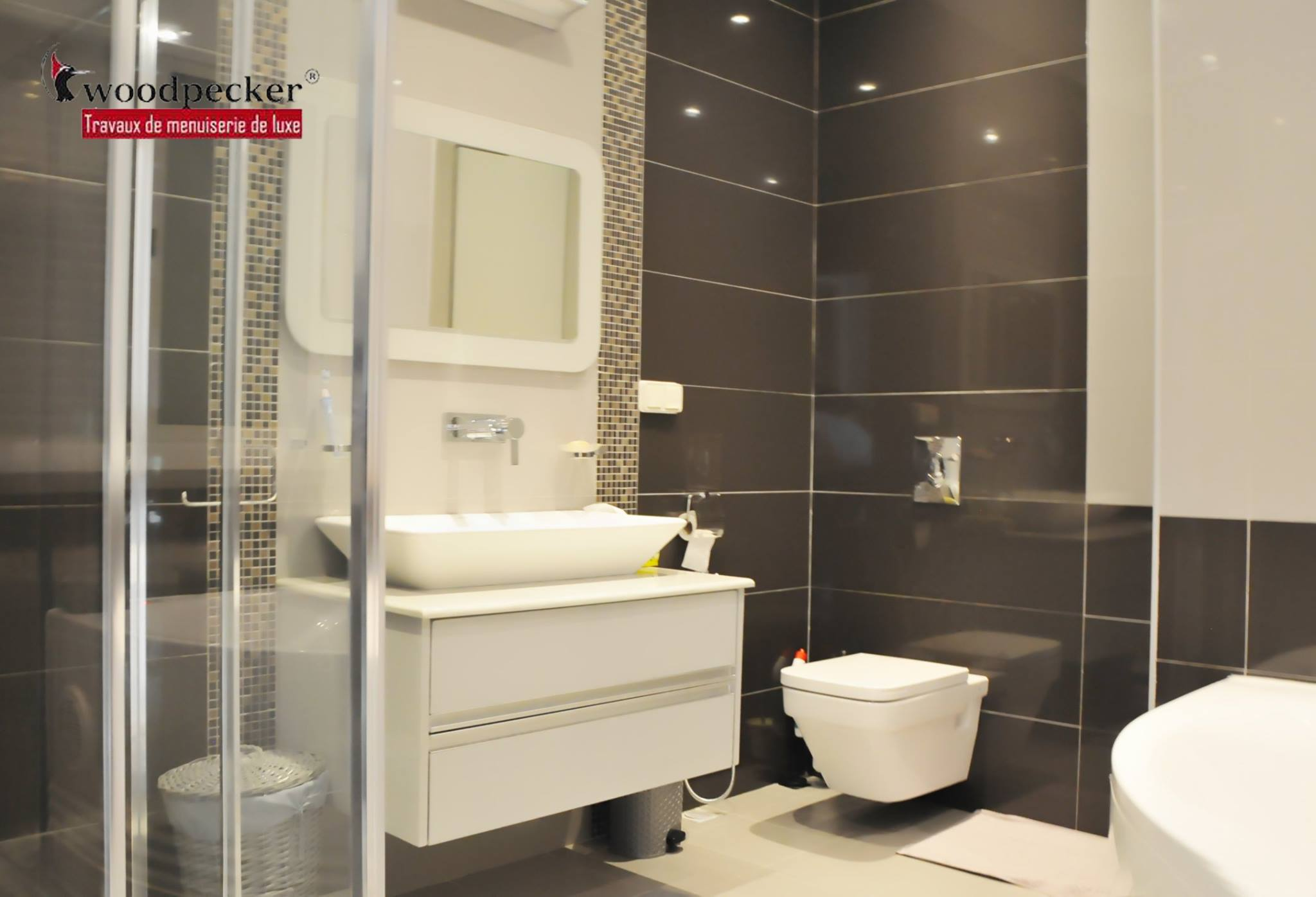 faience salle de bain moderne tunisie avec des id es int ressantes pour la. Black Bedroom Furniture Sets. Home Design Ideas