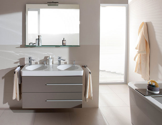 salle de bain villeroy