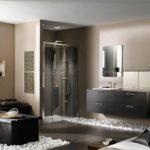 Salle de bain zen galet