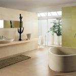 Salle de bains déco