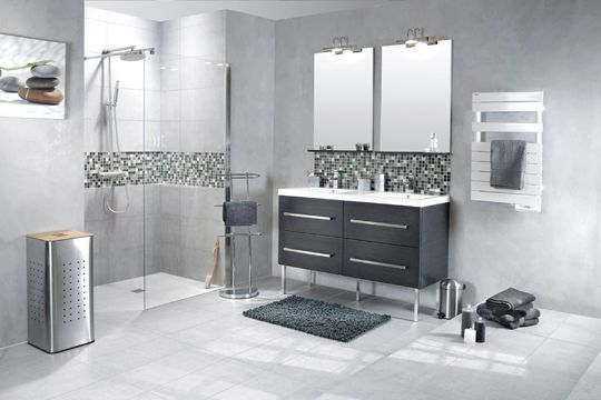 salle de bains tendance