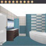 Simulation carrelage salle de bain