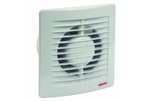 Ventilation electrique salle de bain for Meilleur ventilateur salle de bain