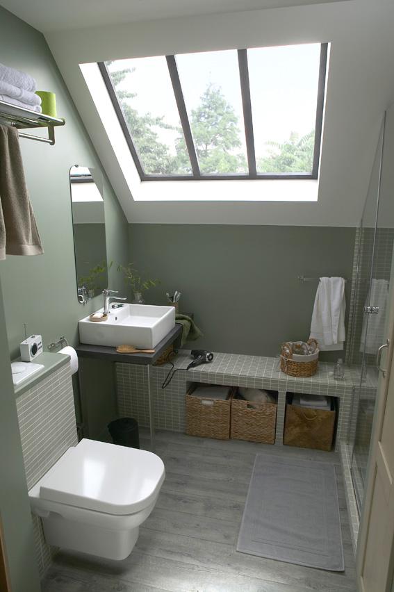 Banc de salle de bain leroy merlin - Leroy merlin salle de bain douche italienne ...