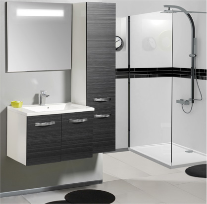 but salle de bains. Black Bedroom Furniture Sets. Home Design Ideas