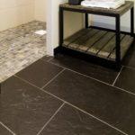 Dalle de sol moderne pour salle de bain