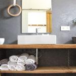 Faire son meuble de salle de bain en bois