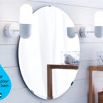 Ikea neon salle de bain
