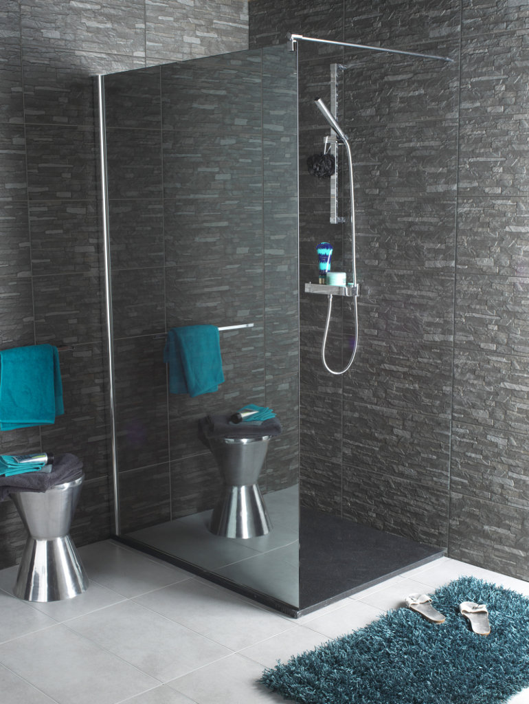lapeyre salle de bains douche italienne. Black Bedroom Furniture Sets. Home Design Ideas