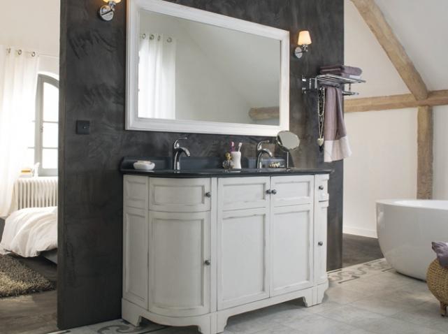 meuble ancien salle de bain. Black Bedroom Furniture Sets. Home Design Ideas