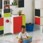 Meuble salle de bain enfant