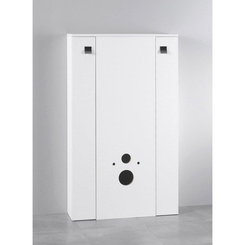 Meuble wc suspendu leroy merlin