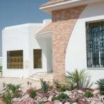 Peinture maison exterieur tunisie
