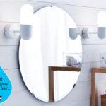 Spot encastrable salle de bain ikea