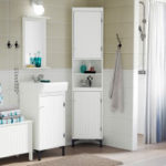 Meuble salle de bain angle ikea