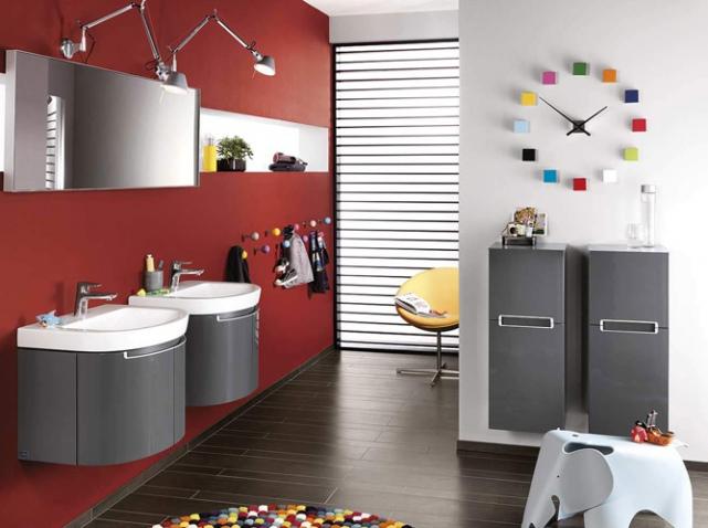 photos salle de bain enfant
