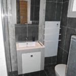 Salle de douche 4m2